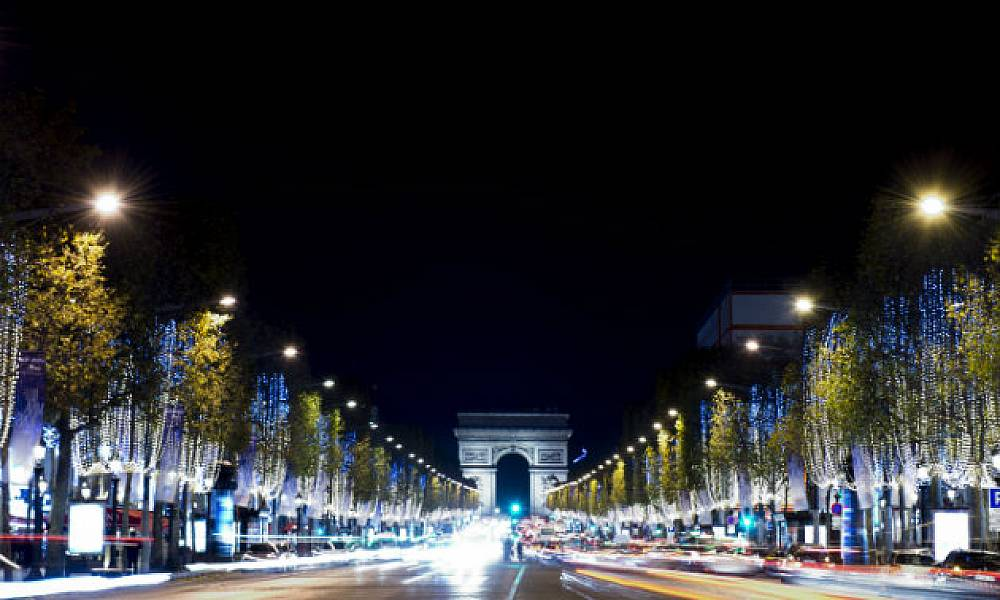 Hotel Paris Proche Champs Elysees
