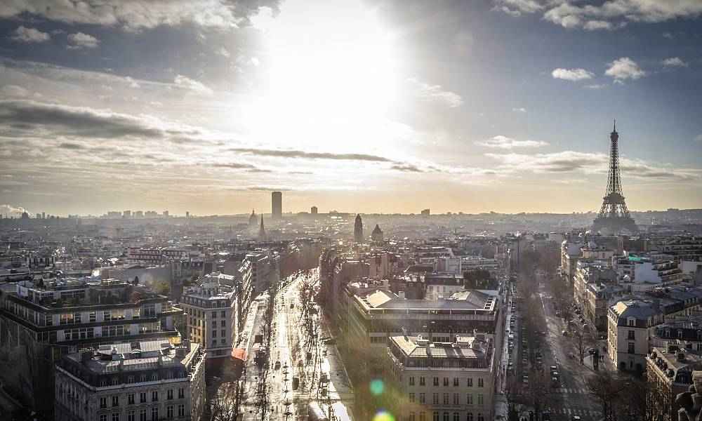 Paris City Sightseeing tours